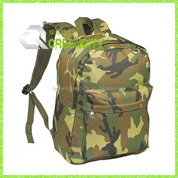 Jungle Camo Classic Military Army Backpack