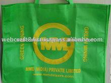 Non woven printed shopper bag
