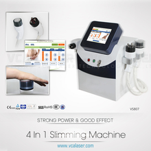 combining cavitation&ultrasound&rf&vacuum&bio&body shape&skin lift,home use weight loss machine,