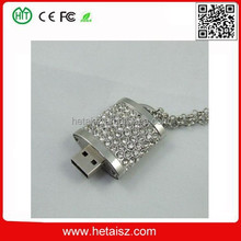 Fashionable and portable lock shaped usb flash drive with key ring 1GB 16 GB USB