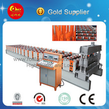 widely used colored steel metal roof tile making machine