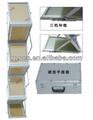 aluminium ausstellung regal a4 broschüre
