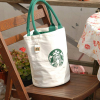 2013 best selling high quality cheap price round canvas bag with round botton