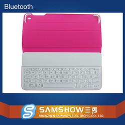 Ultrathin Rock bluetooth keyboard case for ipad air 2