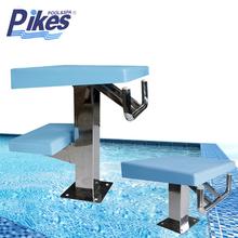 pool competition equipment /Anti-Slip Swimming Pool Starting Block
