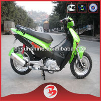 SX110-5D Zongshen Engine Best Selling 110CC Motorbike