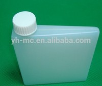 60ml Triangle reagent plastic bottles for chemical packaging