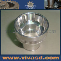CNC Machining Aluminum Wheel Hub
