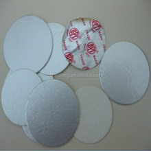 Aluminum foil induction seal liner for vitamin A B C capsule