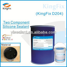 building contruction super strong two components silicone sealant for d