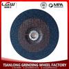 High qulity low price Resin bonded grinding wheel