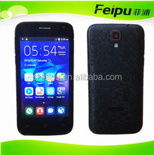 4.0 inch screen OEM gsm china cheap smart mobile phone with dual sim cards