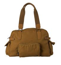 Casual Canvas Zipper Single Adjustable eco bag divisoria man casual bag