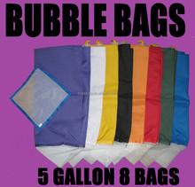 5 Gallon Hydroponics bubble bag/ice hash bag kit/extraction bag