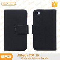 BRG $0.99 Cheapest Wallet Leather Case Cover for iPhone 5