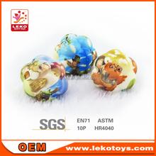 New Arrival,mini atomium ball, nevel shaped pu foam ball