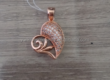 YCP3559 special heart pendant
