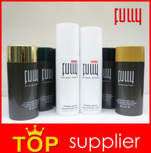 FULLY Instant hair thickener/hair thickening OEM Free Sample 18 Colors