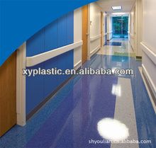 Impact- resistant Plastic Handrail for Hospital