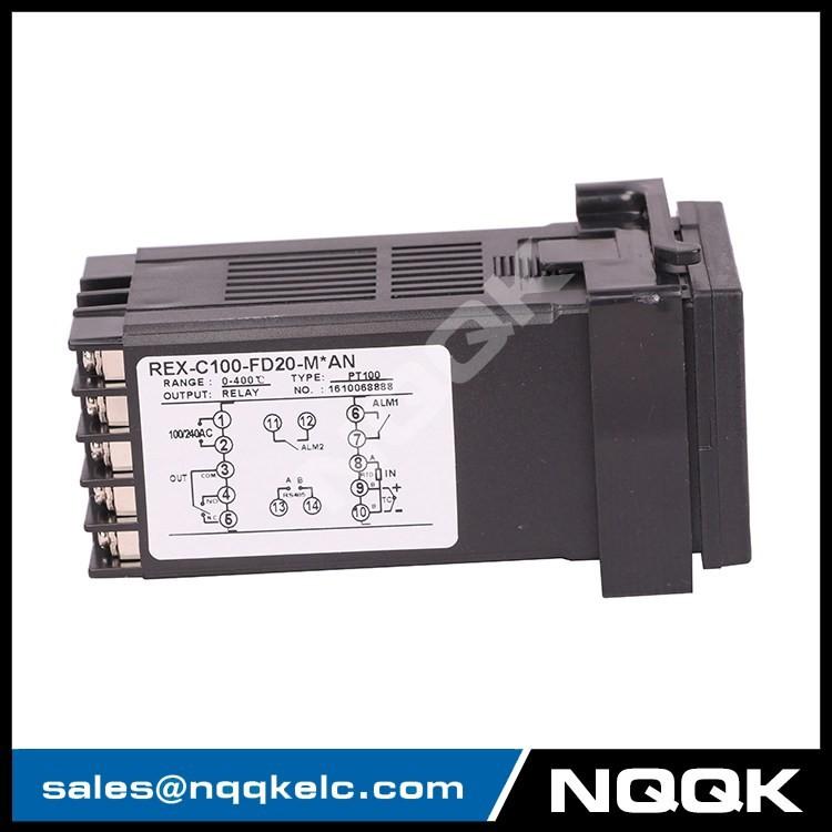 2 REX-C100  Thermostat Temperature Controller.JPG