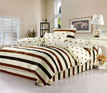 Bedding set, used in bedding, 100% cotton, 210T