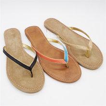 metallic fashion flip flops 2012
