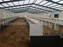 Prefab steel structure high-quality ready made prefabricated house