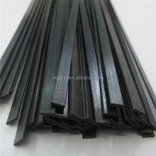 customized carbon fiber strip /bar hot sales