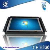 2013 New Arrival Touch Screen LCD 12 Inch CGA EGA VGA Open Frame LCD Monitor