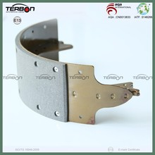 Non-asbestos and Semi-metallic Material Brake Shoes Type