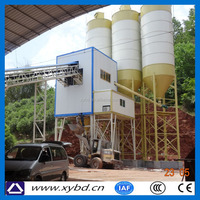 Heavy capacity hzs180 concrete mixing station/plant/mobile batching plant