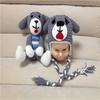 Crochet dog animal toys , Cute handmade crochet baby toy, Custom baby toy