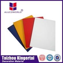Alucoworld excellent building ACP digital print material/digital print acp
