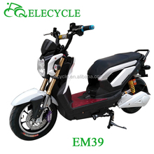 ELECYCLE EM39 60V/1200W High Quality Electric Motorcycle Motorbike from Jiangmen, China