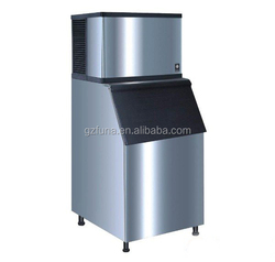 stainless steel large capacity China ice machine,bullet ice machine,ice machine bar