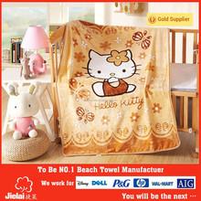 hot sell wholesaler cheap blanket for kitty