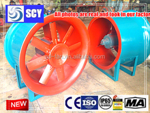 Hot Sale Low Pressure Axial Draught Fan/Exported to Europe/Russia/Iran