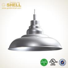 2015 metal spun iron material hanging lamp