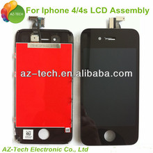 Best price for iphone 4s lcd screen no ripple , best quality lcd screen for iphone 4s