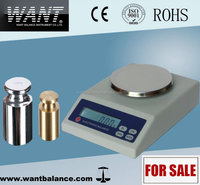 1000g/0.01g electronic balance under weighing hook