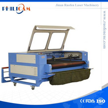 Computer connecting auto feeding laser engraver machine For Marble Stone Ceramic tiles