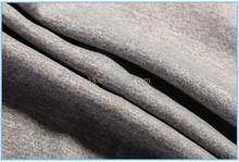 High quality black silver fiber fabric spandex health fabric for underwear sportswear