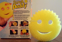 Scrub Daddy The Latest Hot Cleaning Washing Sponge As Seen On TV