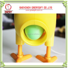 pull string musical movement for toy chicken lays eggs/crazy laying egg hen electronic musical movement