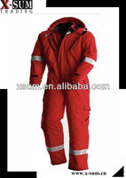 Waterproof Insulated Work Mens Winter Coveralls