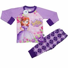 Baby girl summer importing clothes from china wholesale pajamas for children