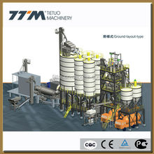 20-80t/h Premixed dry mix mortar mixing plant