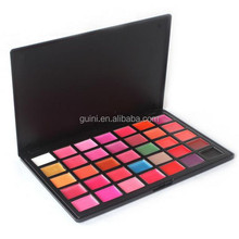Professional 35 Colors Lip Gloss Palette Lipstick Palette Best Choice For Tyro