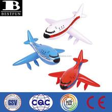 promotion customized inflatable jet ski for kids pvc kids jet ski toy plane
