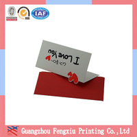Real Big And Reliable Factory Cheap Printed Invitation Card